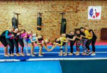 Gymnastika Dobříš